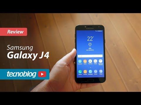 Samsung Galaxy J4 - Review Tecnoblog