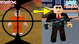 """HOW TO MAKE A SNIPER RIFLE IN JAIL BREAK"" (Roblox Jailbreak, Roblox Sniper, Roblox Money, Secrets)"