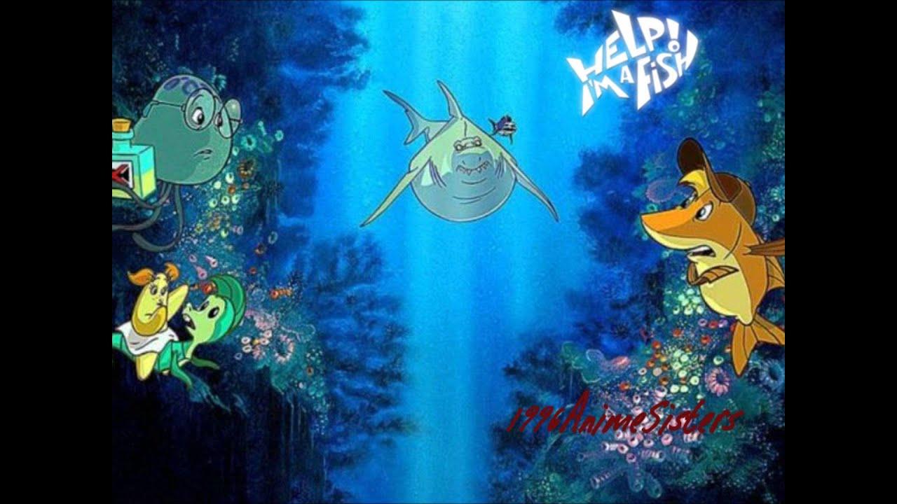 Help i 39 m a fish intelligence one line multilanguage for Help i ma fish