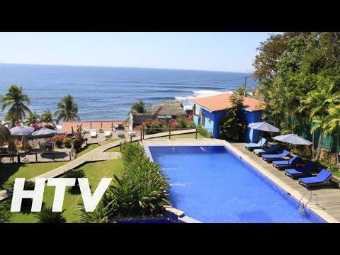 Kayu Resort & Restaurant en El Sunzal, El Salvador