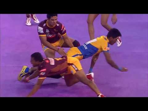 Tamil Thalaivas | Super Raids of Season 5 | Ajay Thakur & Prapanjan