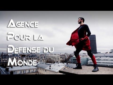 Agence Pour la Défense du Monde - teaser 1