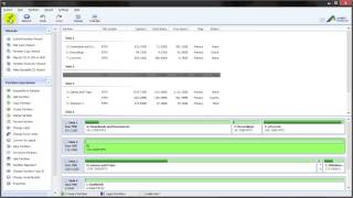 AOMEI Partition Assistant Pro Alligning an SSD (Solid State Disk)