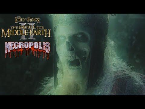 [Stream #81] Властелин Колец: Битва за Средиземье 2 (MODS) - Некрополис Епта! [Oct.10,2019]