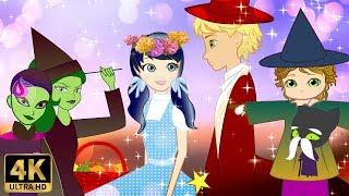 Mari's Red Shoes Story - Family Cartoon Fairy Tales