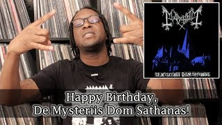 """Metal Milestones: Mayhem """"De Mysteriis Dom Sathanas"""""""