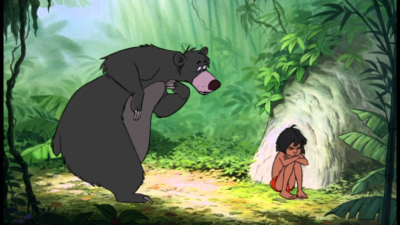 Libro Porno The Jungle Book Diamond Edition Hd 1080 Blu Ray Youtube