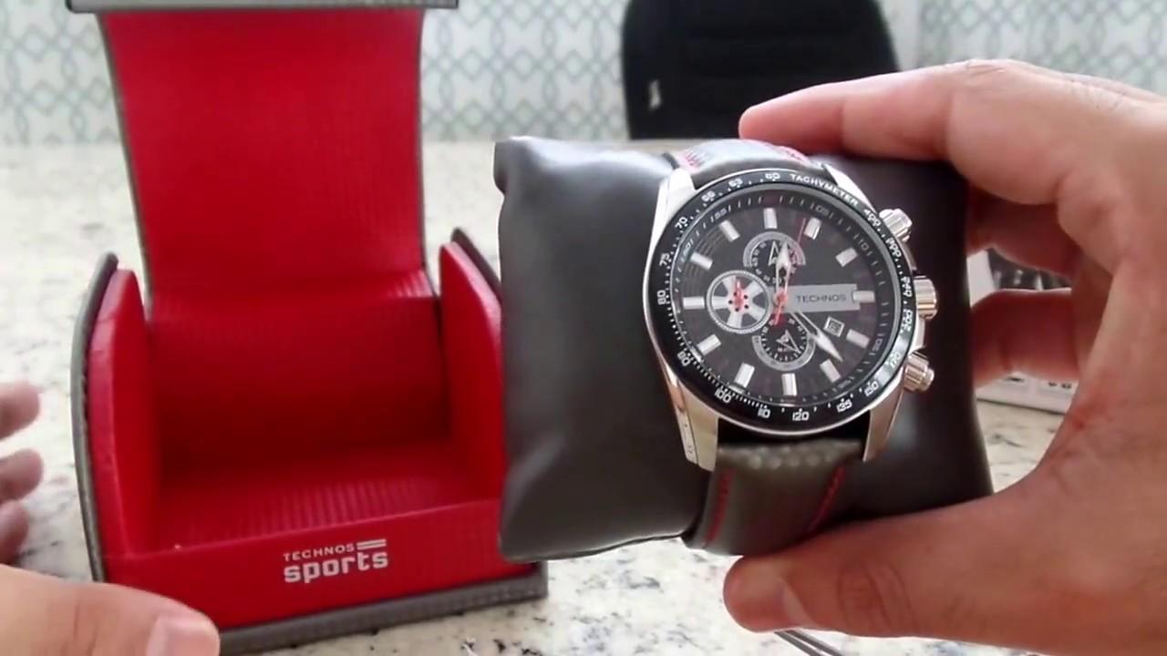 0f5e0f130d5 TECHNOS - Relógio Masculino Technos Analógico Esportivo Os1aaz 0c ...