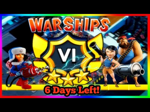 Boom Beach|WARSHIPS|LEGENDARY TIER|*PUSH TO LEGENDARY X* The Final Push