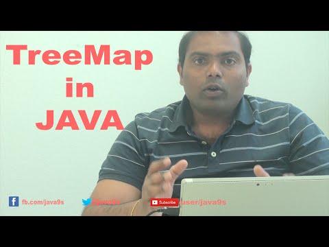 Java TreeMap - Explained | Java Collections # 11 | JAVA9S