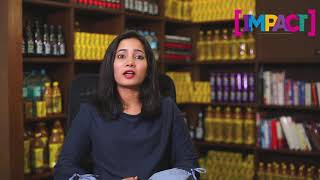 Nadia Chauhan is No. 1 on IMPACT's 50 Most Influential Women list 2018