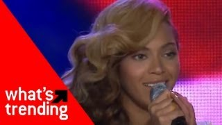 Beyonce Sings National Anthem LIVE Plus Top 5 YouTube Videos of 2/1/13