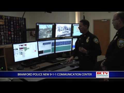 Branford Police 9-1-1 Communication Center