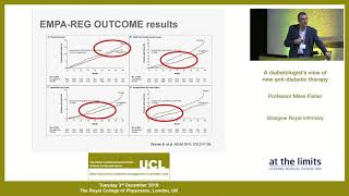 Professor miles fisher - a diabetologist's view of new anti-diabetic therapy.