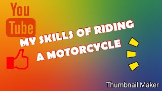 (My skills of Riding a motorcycle in pubg...) ##
