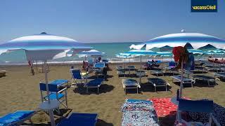 Campeggio Free Beach - Marina di Bibbona, Toscana