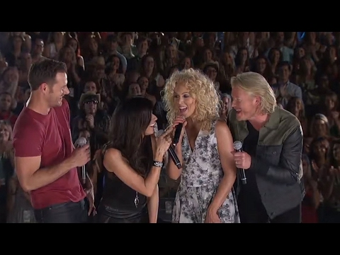 Little Big Town Bloopers  CMA Music Festival: Countrys Night to Rock 2014  CMA