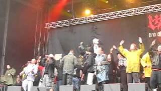 WITH FULL FORCE 2011 - Manos - Wer hat an der Uhr gedreht? - Live 9