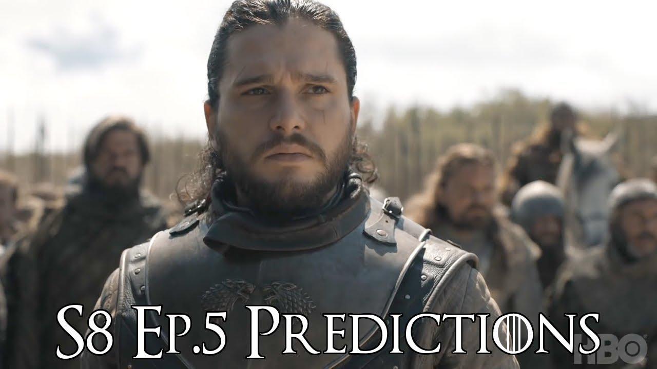 Download Game of Thrones Season 8 Ep.5 Predictions (Game of Thrones Predictions)