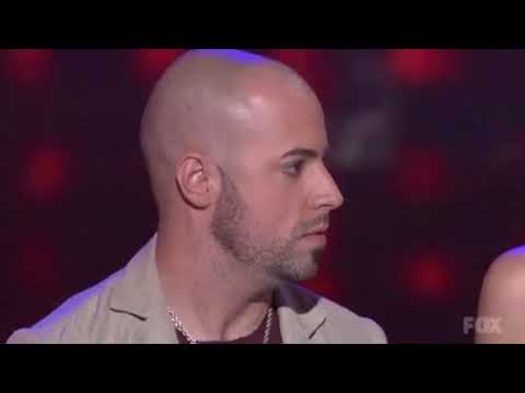 Chris Daughtry's Elimination