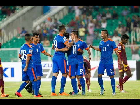 Full Match: Sri Lanka v India : SAFF Suzuki Cup 2015