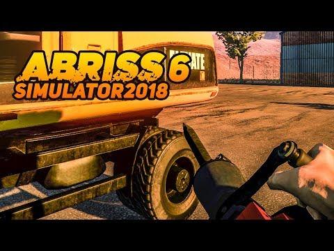 ABRISS SIMULATOR 2018 #6: Presslufthammer In Der Toilette! | Demolish And Build 2018 Beta Deutsch