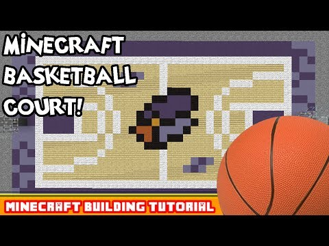 Full Download Minecraft Lets Build Basketball Court