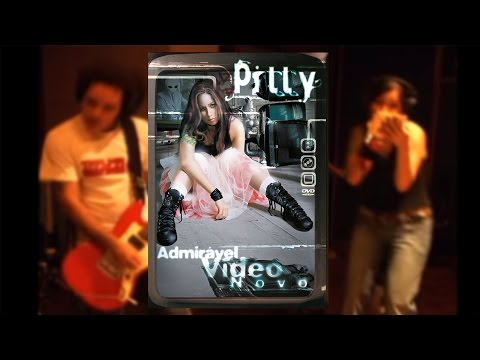 Pitty - Admirável Vídeo Novo (DVD)
