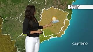 Previsão Sudeste – Pancadas de chuva retornam