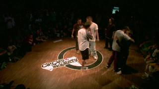 Pepsi Circle Industry 2011 Final // Top 9 vs. Yaman & Lamine