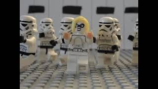 Lady Gaga Bad Romance Music Video (LEGO)