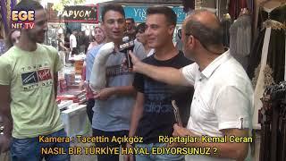 Nasıl bir Türkiye hayal ediyorsunuz ?