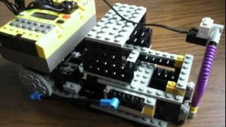 今更ながらRIS1.0のマインドストームを購入しました。 ロボットに工作機...