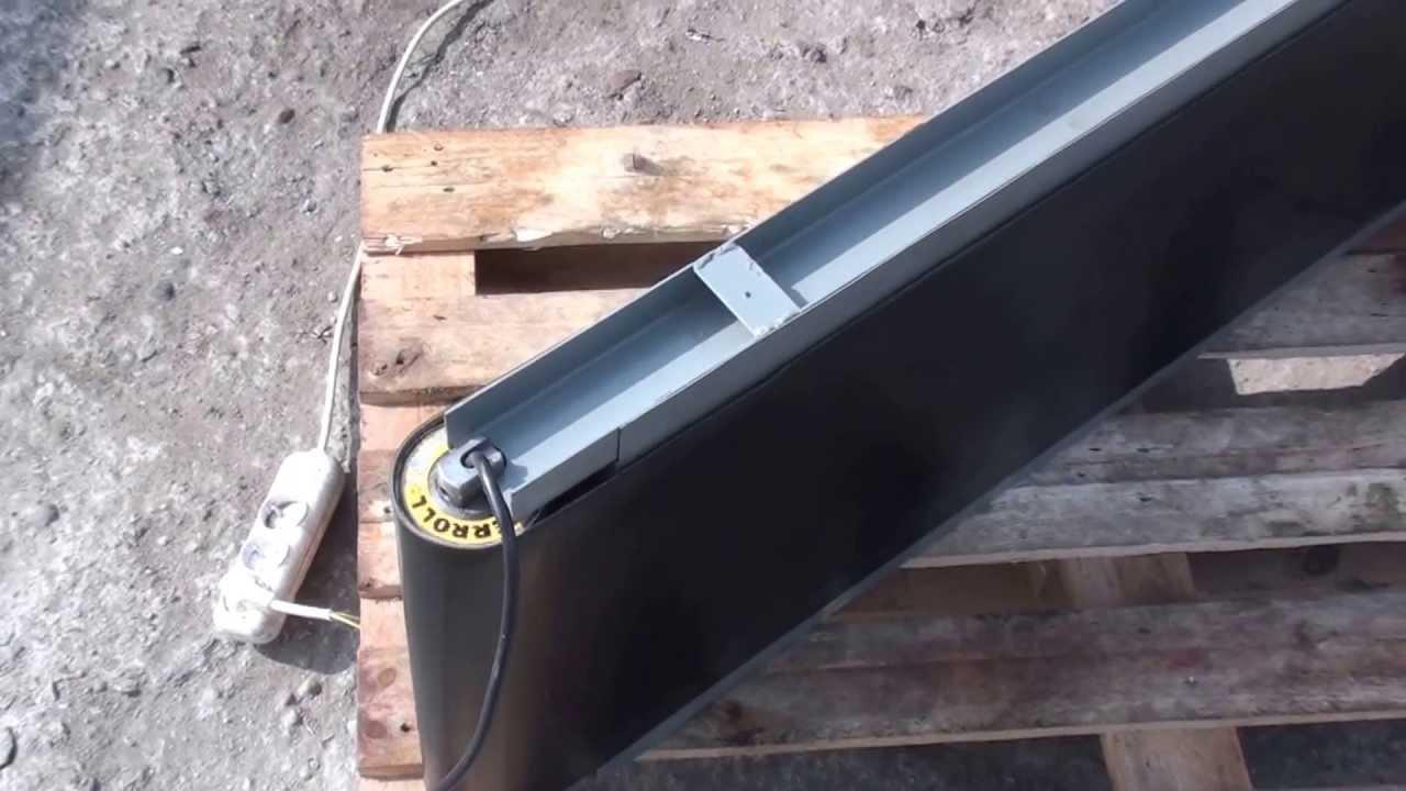 Poważnie elektrobęben podajnik taśmociąg - YouTube GZ74