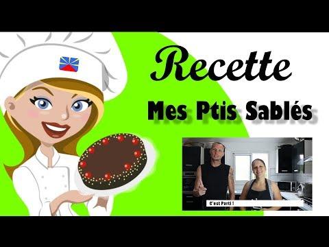 👉-les-p'tits-sablés,-la-recette-facile-du-biscuit-au-beurre-!-😜-🍽️