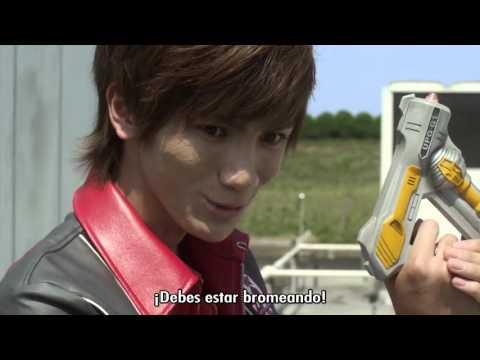 Ultraman Ginga S 07   ¡Activado! La Estrategia Magneondas