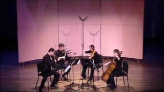 "Dvorak - String Quartet No. 12 ""American"" - I. Allegro ma non troppo"