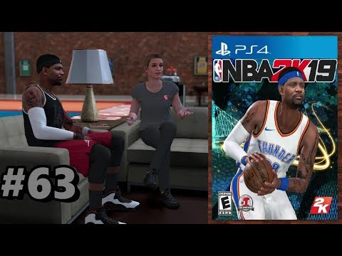 NBA 2K18 MyCareer   2KTV Interview With Rachel   NBA2K19 Cover Ep.63