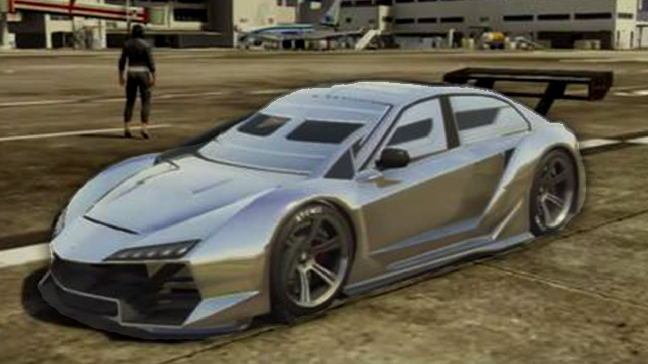 GTA 5 CRAZY CAR CUSTOMIZATIONS! Awesome Concept Cars in ...