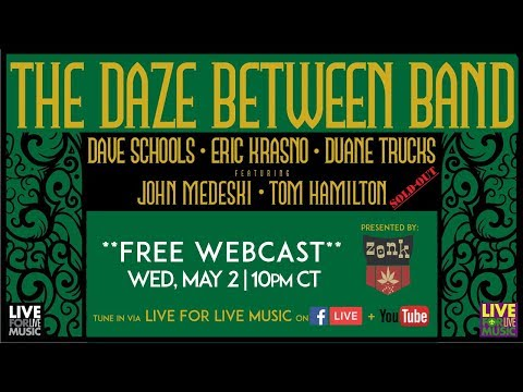 The Daze Between Band | One Eyed Jack's | 5/2/18 | Full Show