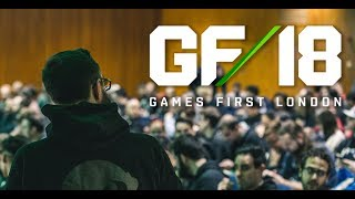 Games First London 2018