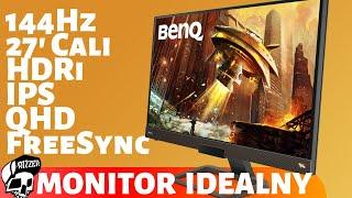 BenQ EX2780Q - Idealny Monitor Gamingowy 27' HDRi 144Hz IPS FreeSync | Recenzja