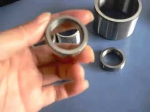 bearing inner ring and steel bearing bush IR,LR series