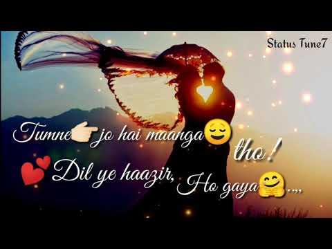 Lo Safar Shuru Ho Gaya - Female Version || Romantic - Whatsapp Status Video Song