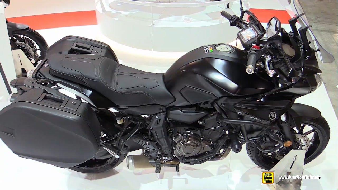 2017 Yamaha Tracer 700