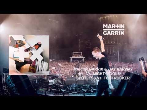 Martin Garrix & Jay Hardway vs. Mightyfools - Spotless vs. Footrocker (Martin Garrix Mashup)