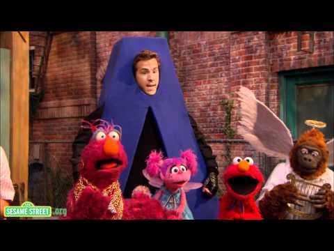 Sesame Street: We're The A Team -A Song