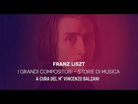 Liszt - I Grandi Compositori. Storie Di Musica - A Cura Del Maestro Vincenzo Balzani