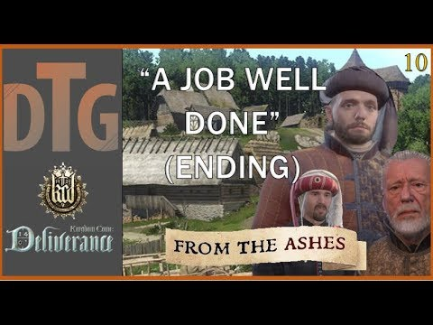Kingdom Come Deliverance: From the Ashes Part 10 | Friends Without Benefits |