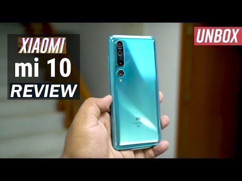 Xiaomi Mi 10 Unboxing & Review - Unbelievable | 5G Version